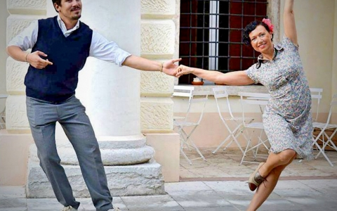 Swing Lindy Hop